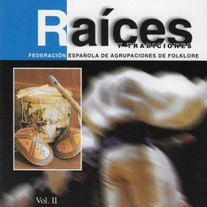Raices II - front