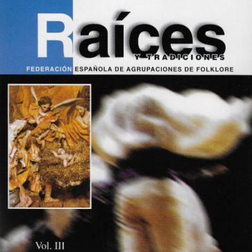 Raices III - front