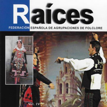Raices IV - front