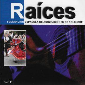 Raices V - front